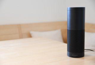 Amazon Alexa speaker system