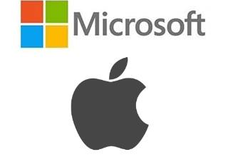 Benefits for Microsoft vs Apple